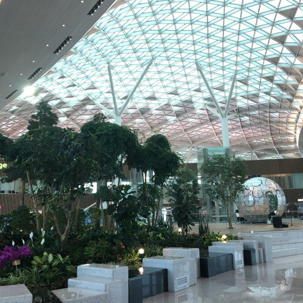 仁川空港 ターミナル2 トランスファー 乗継ぎ