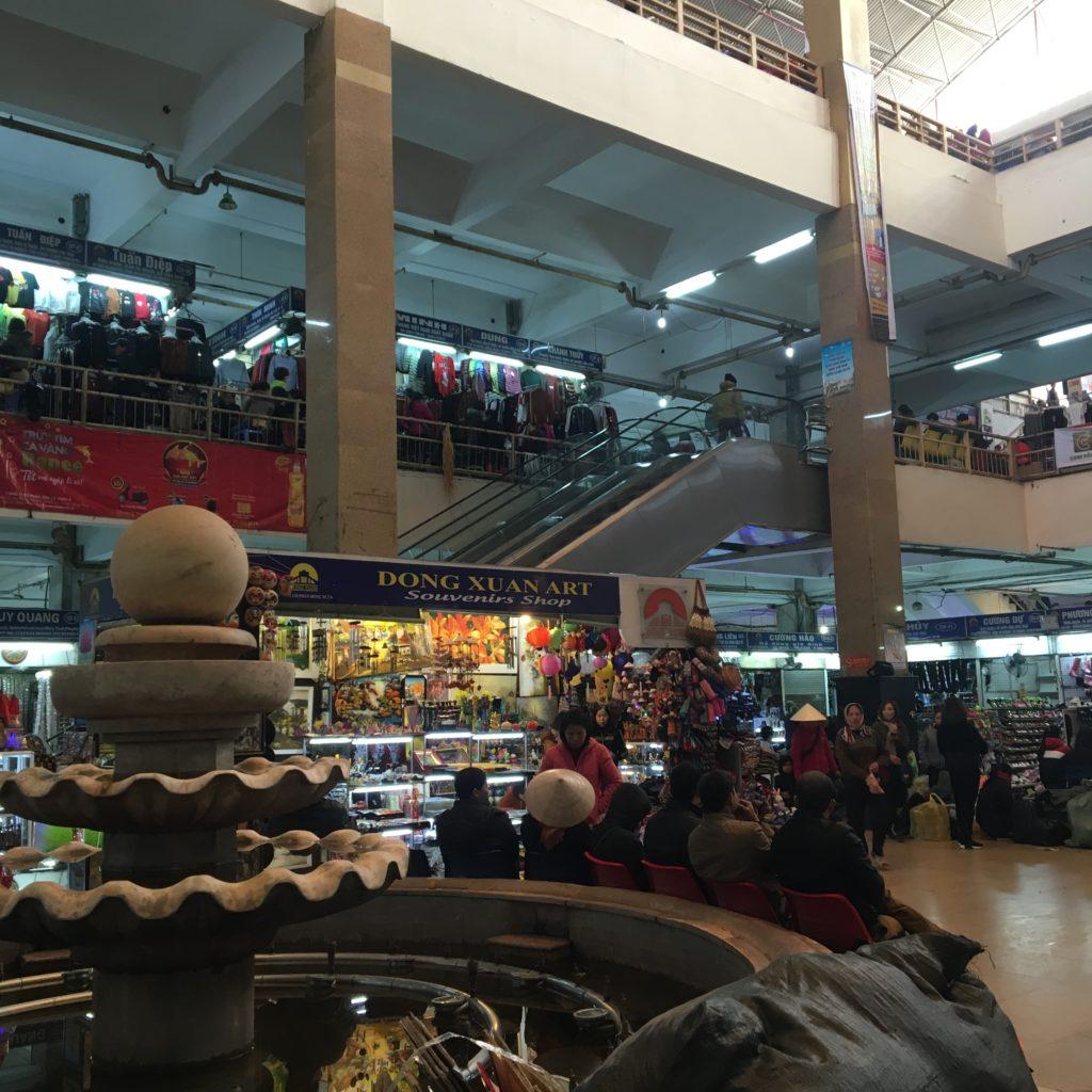 ベトナム ハノイ 買い物