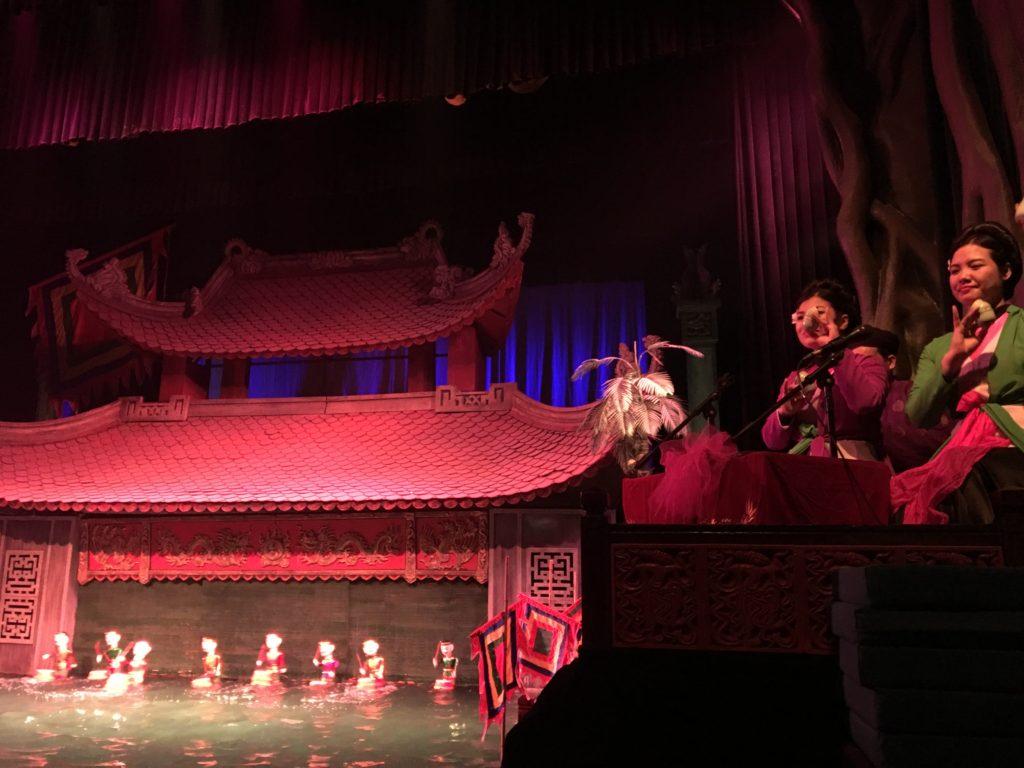おすすめ 水上人形劇 劇場 観光