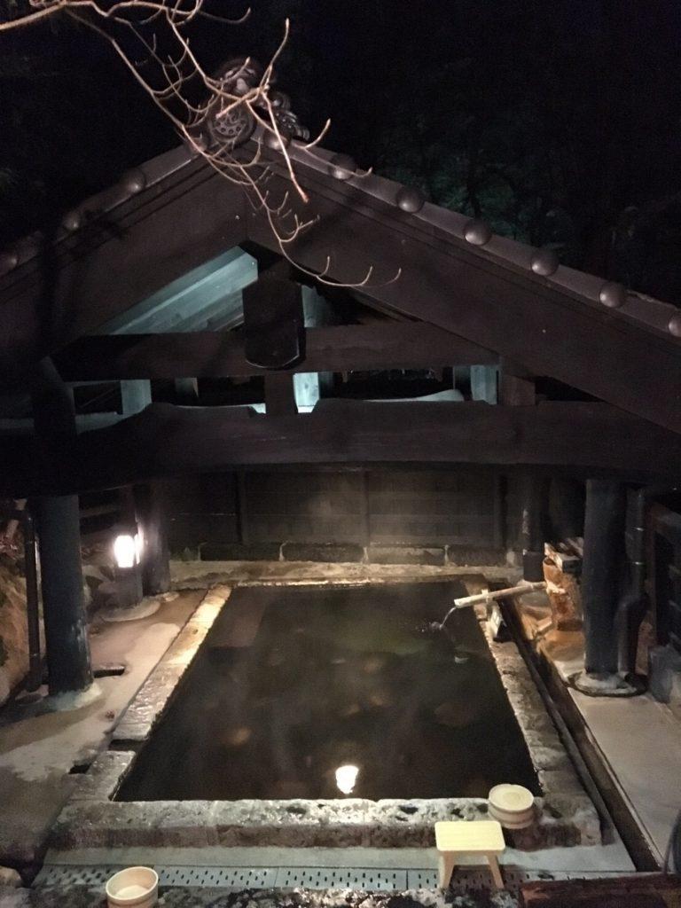 黒川温泉 旅館 新明館 宿泊者専用 温泉