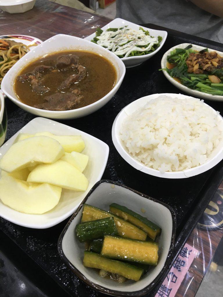 名勝風味餐館 定食