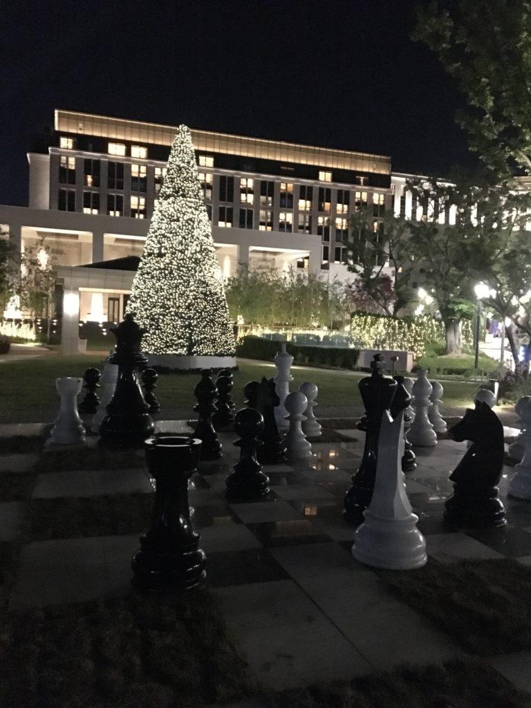パラダイスホテル チェス