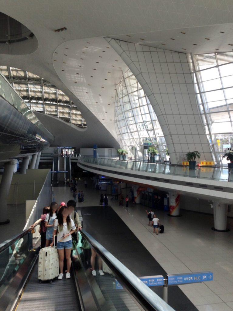 インチョン国際空港