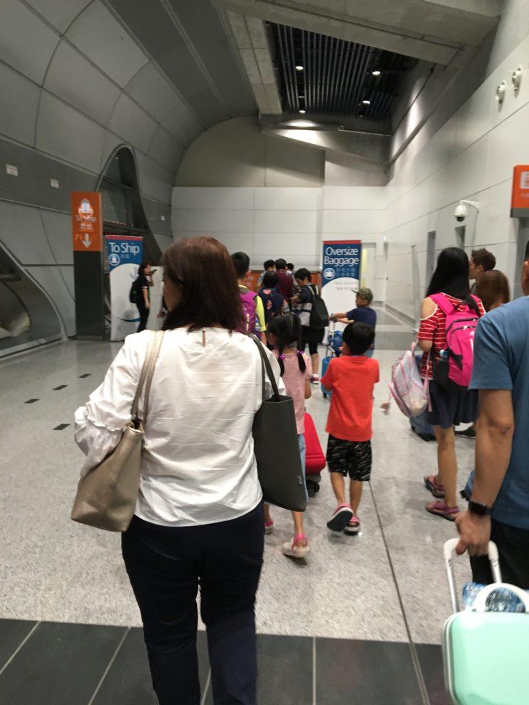 香港 カイタック クルーズ ターミナル