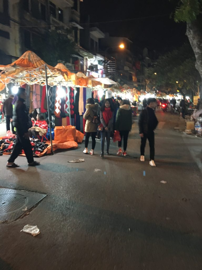 ベトナム ハノイ 買い物 ショッピング