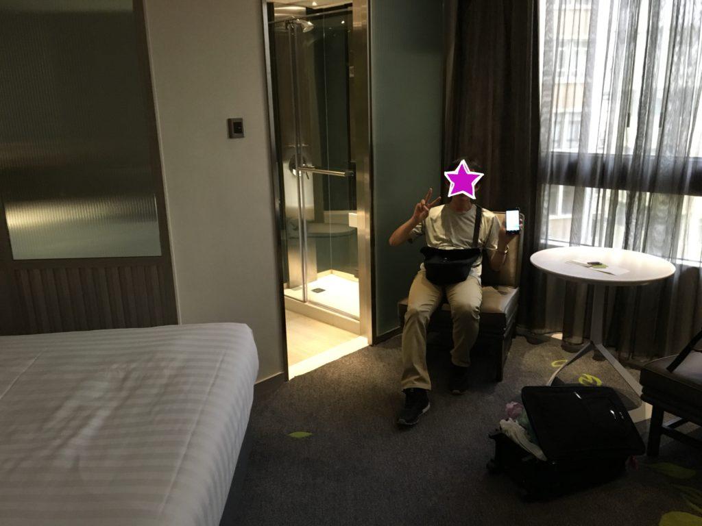香港 ホテル スタンフォード ヒルビュー Wi-Fi