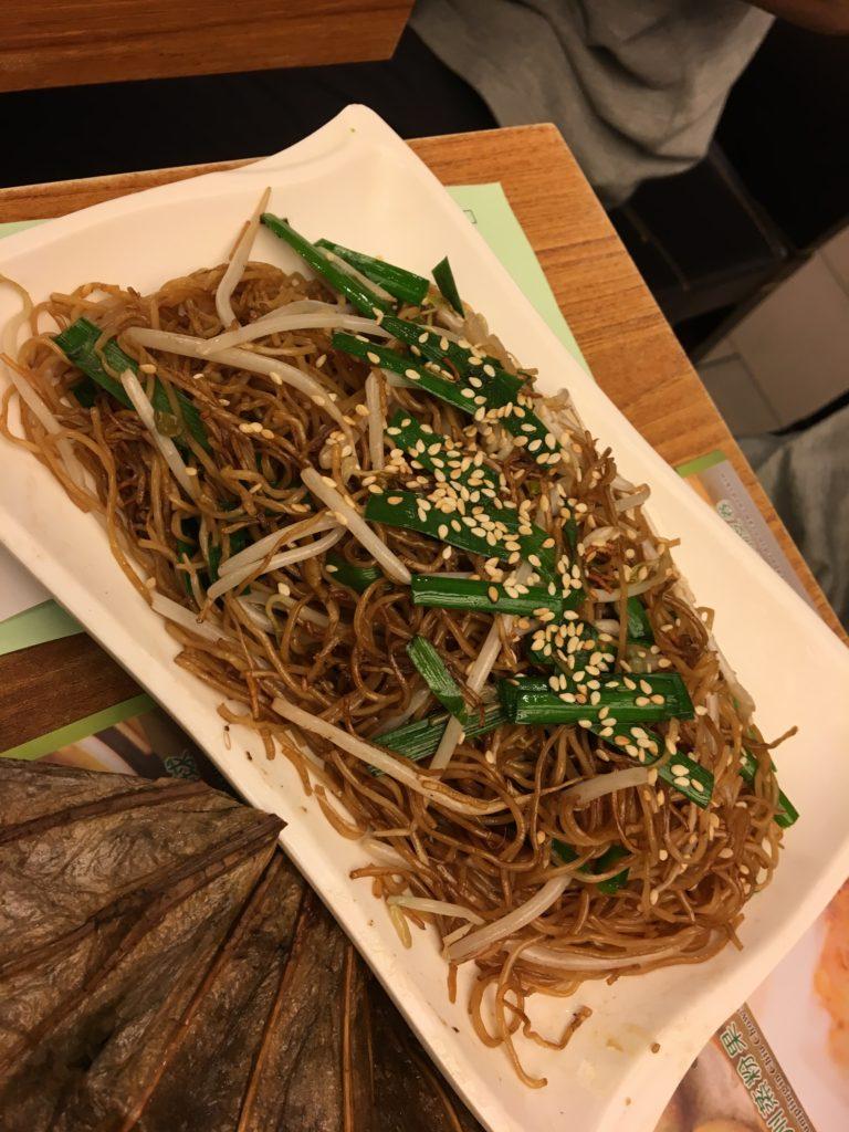 香港 添好運點心專門店 メニュー 麺