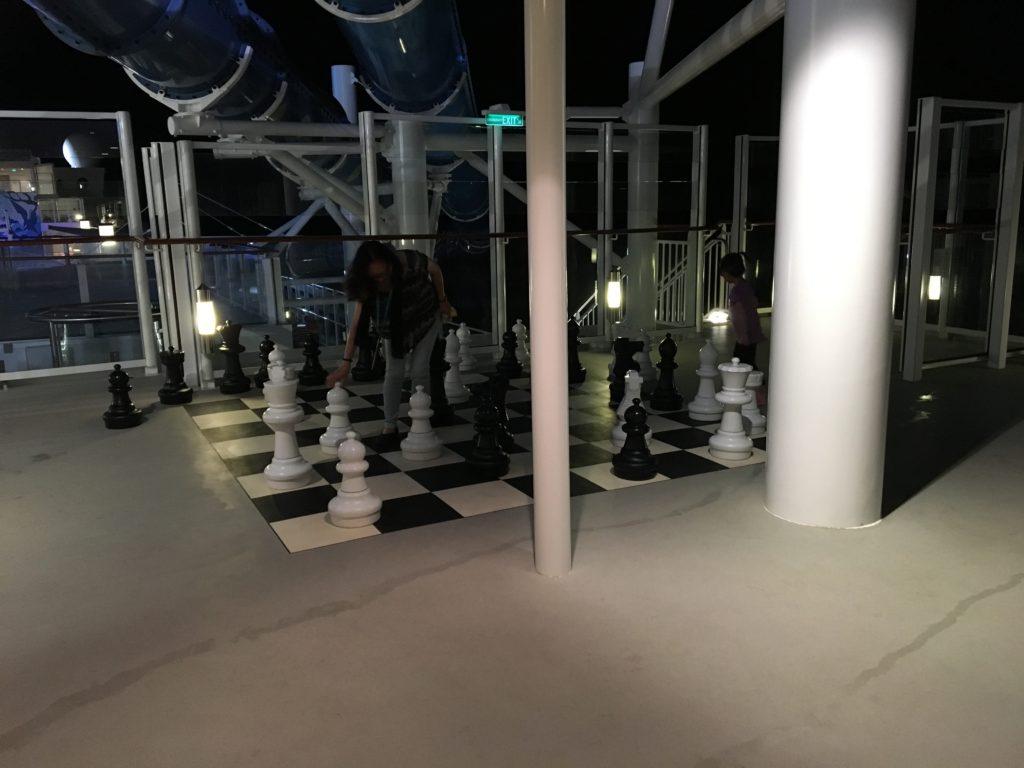 香港 クルーズ 子供 子ども チェス
