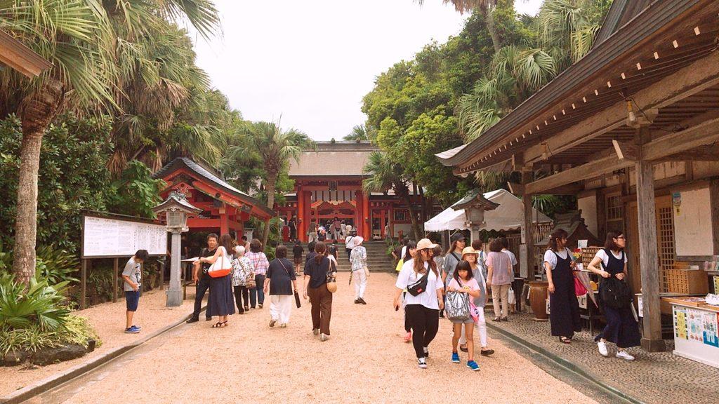 青島 青島神社