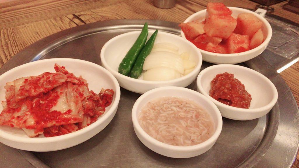 釜山 クッパ ご飯