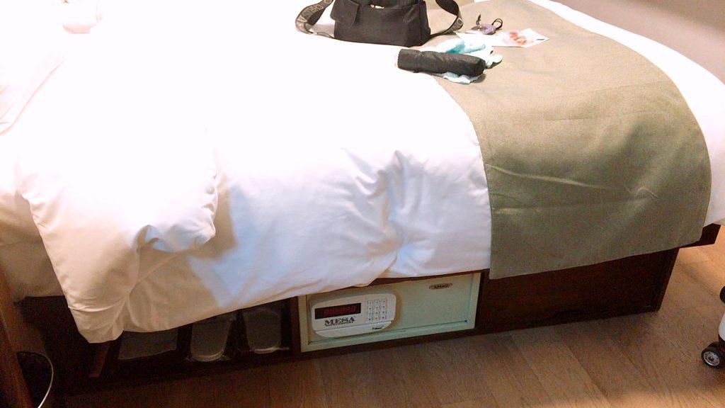 Stanford Inn Busan スタンフォードインプサン 金庫