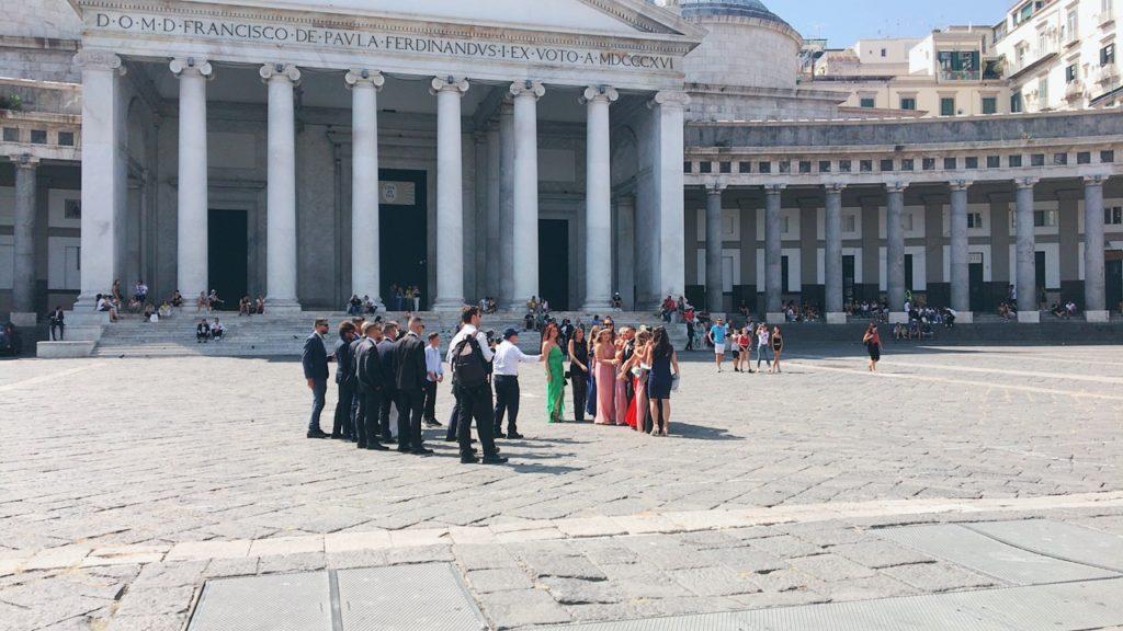プレビシート広場 結婚式