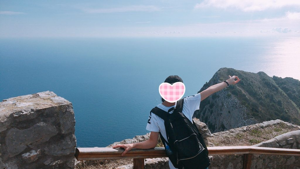 Monte Solaro 絶景