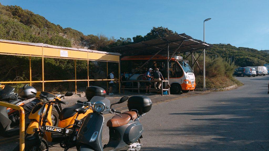 カプリ島 観光 ファロ