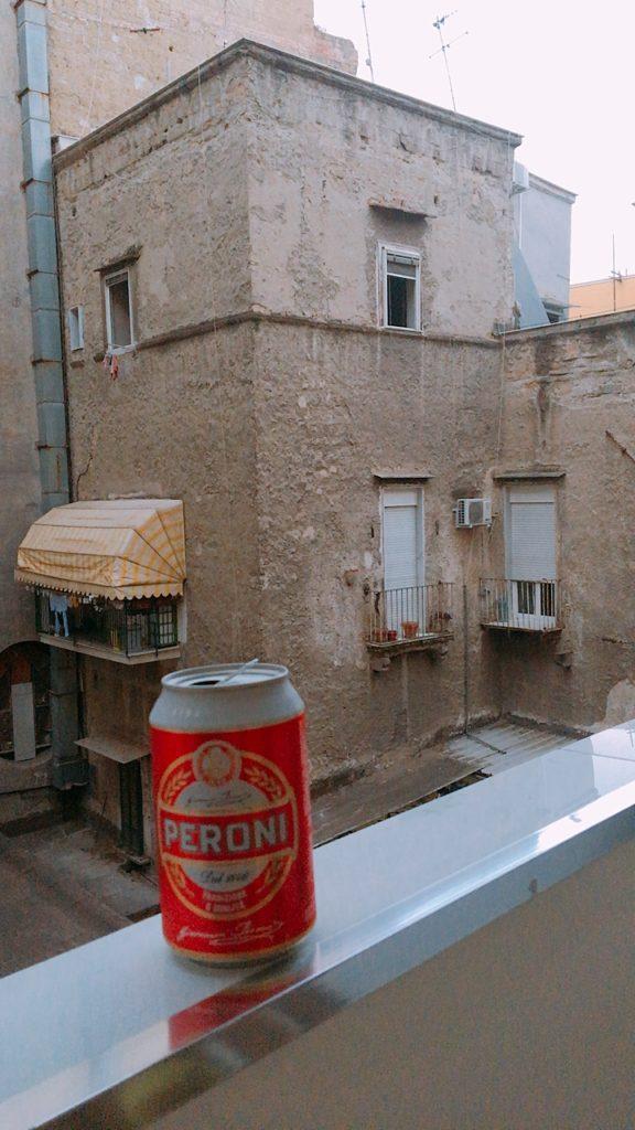 ホテル ビール ナポリ