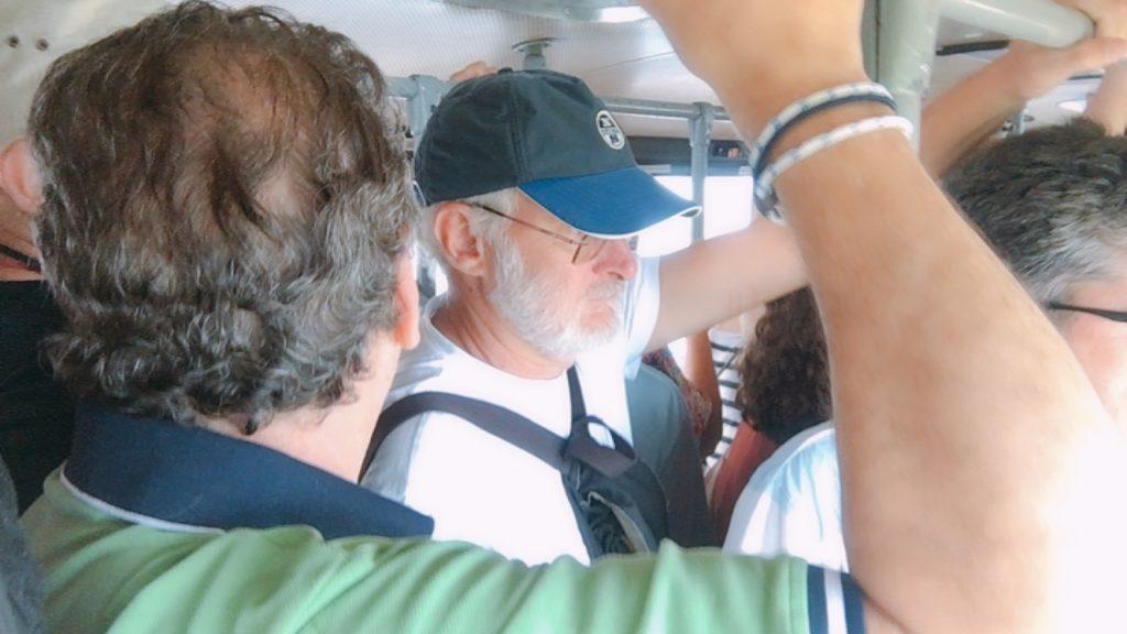カプリ島 カプリ バス