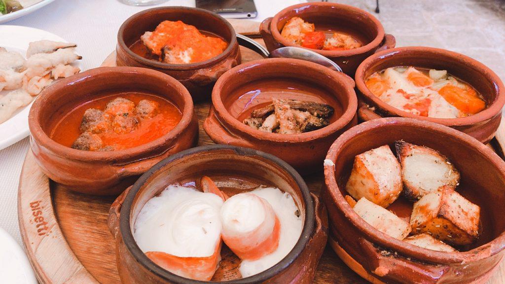 アルベロベッロ プーリア料理