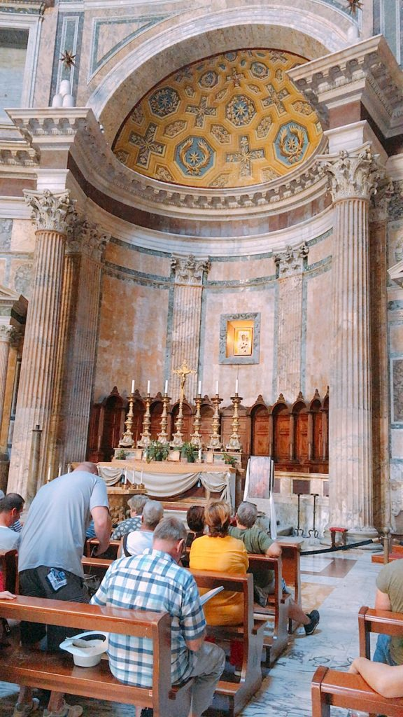 ローマ 観光 パンテオン
