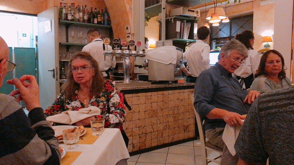 イタリア おいしい レストラン