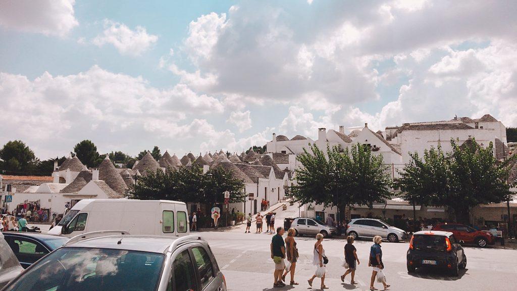 旧市街 トゥルッリ
