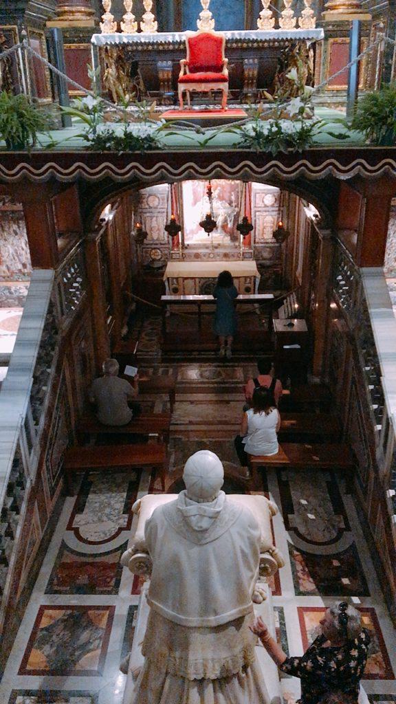 サンタ・マリーア・マッジョーレ教会