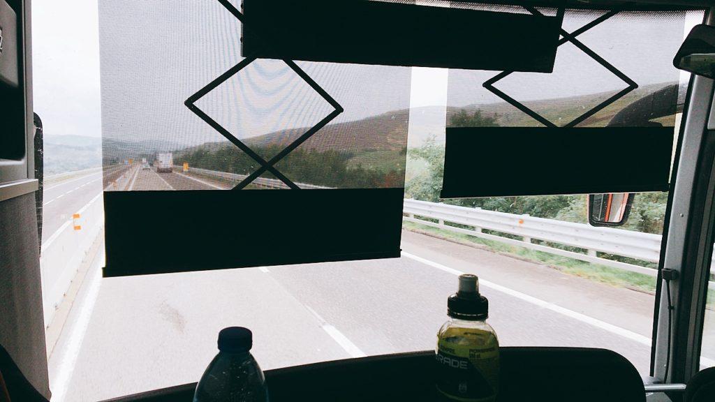 イタリア 高速バス バーリ