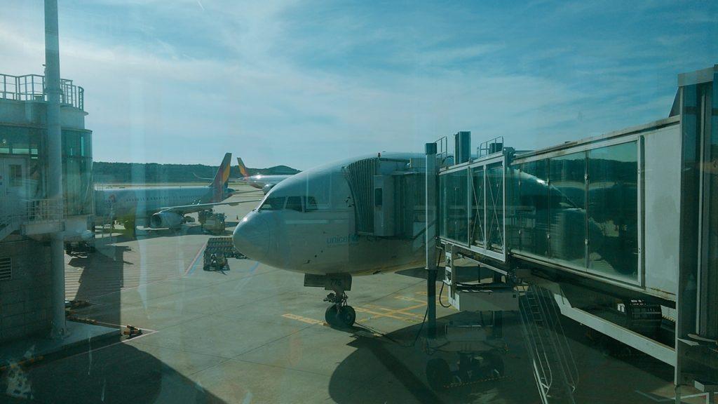 アシアナ航空 仁川 東京 フライト