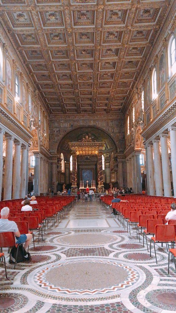 サンタ マリーア マッジョーレ教会