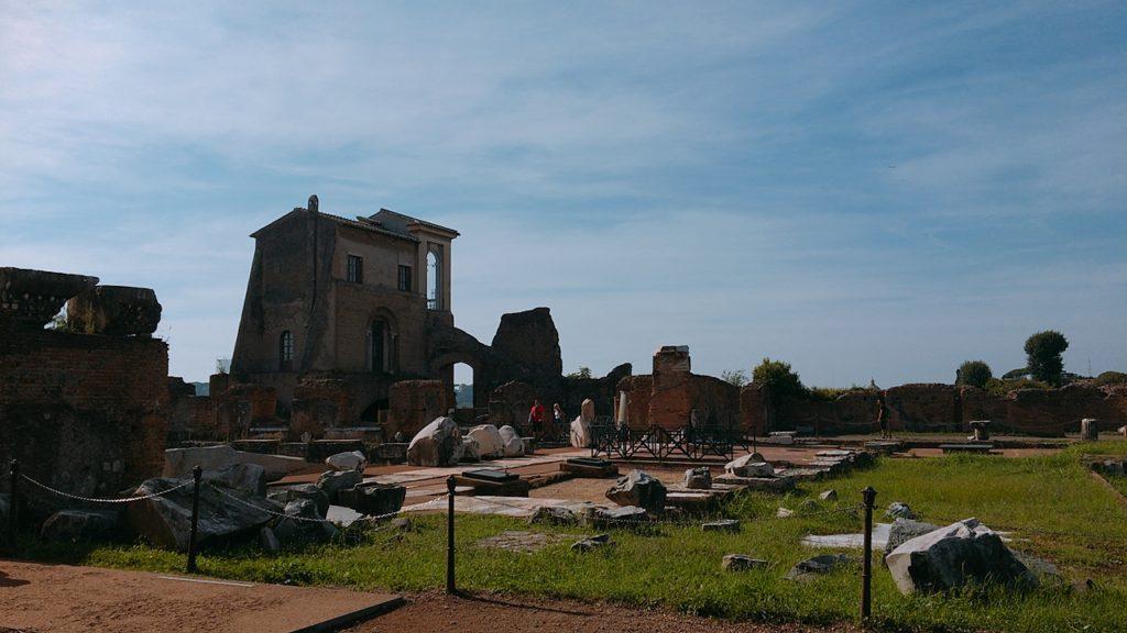 パラティーノ イタリア ローマ 観光