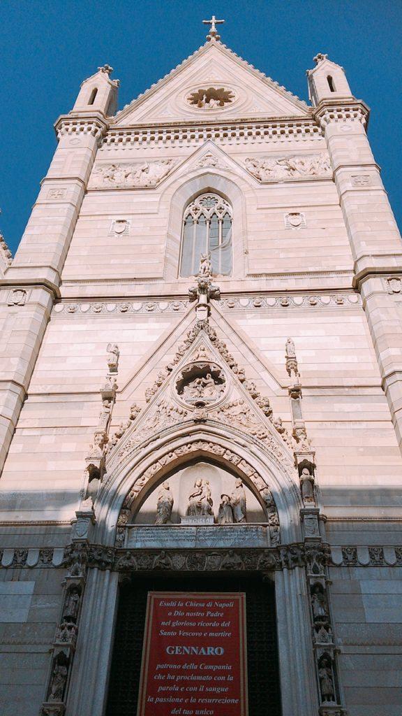ナポリ 教会 観光