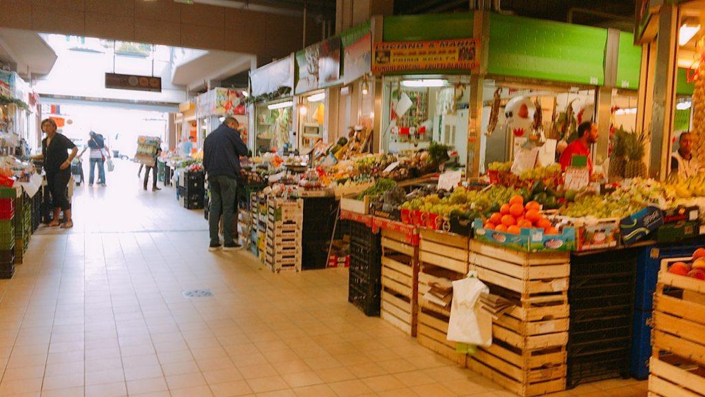 Mercato Trionfale バチカン市国 周辺 買い物 時間潰し