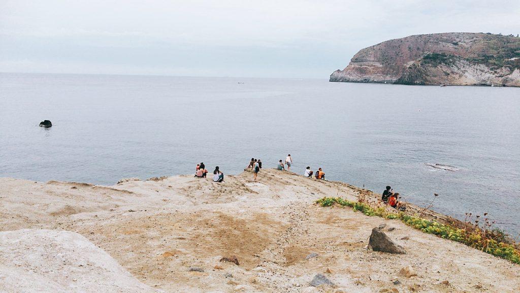 イスキア島 デート 観光