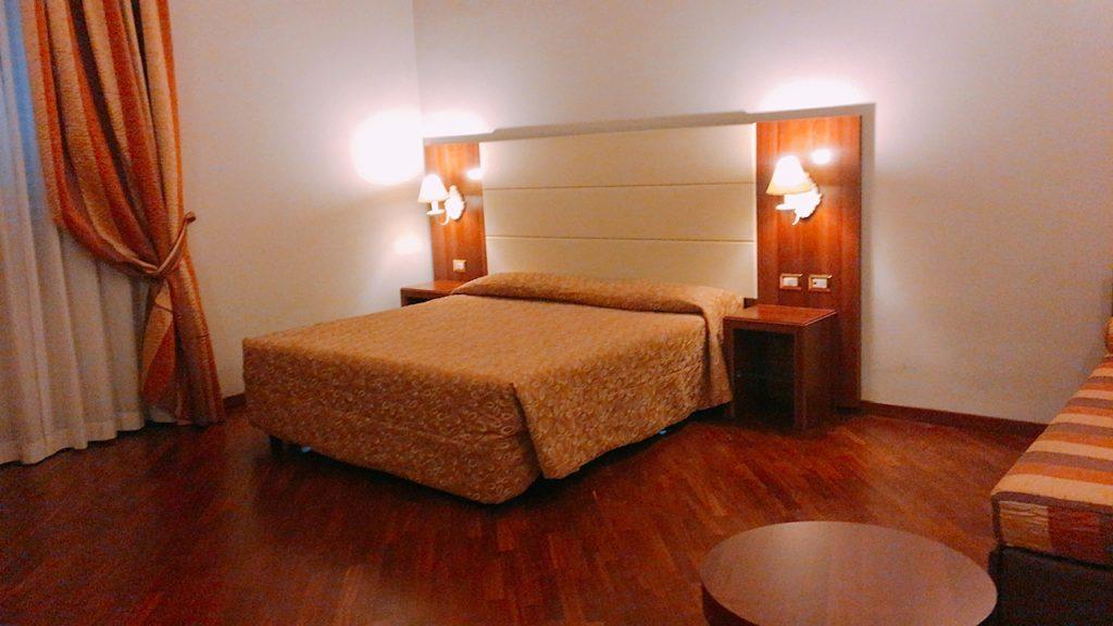 ホテル ローマ 広い