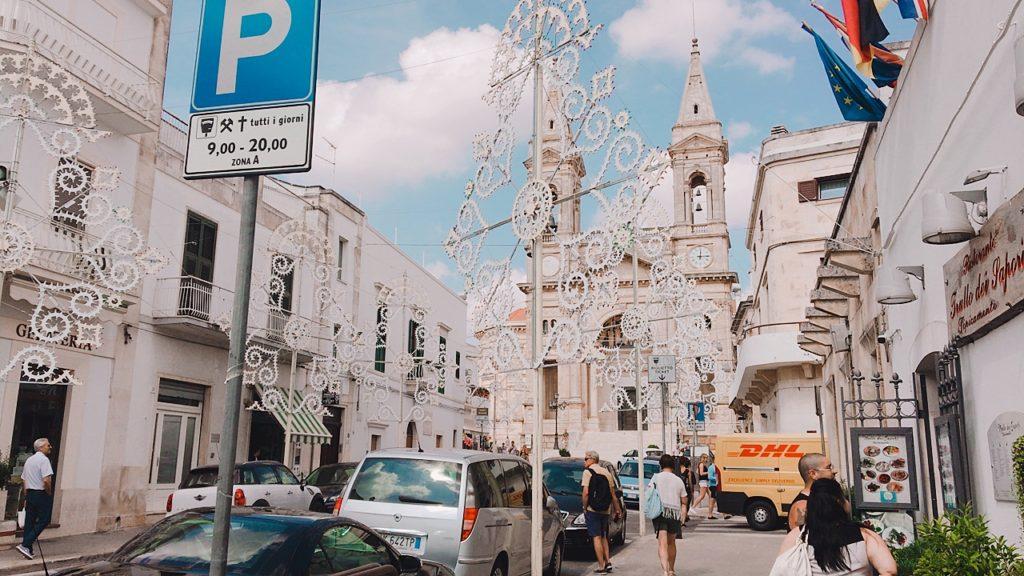 アルベロベッロ 観光 教会