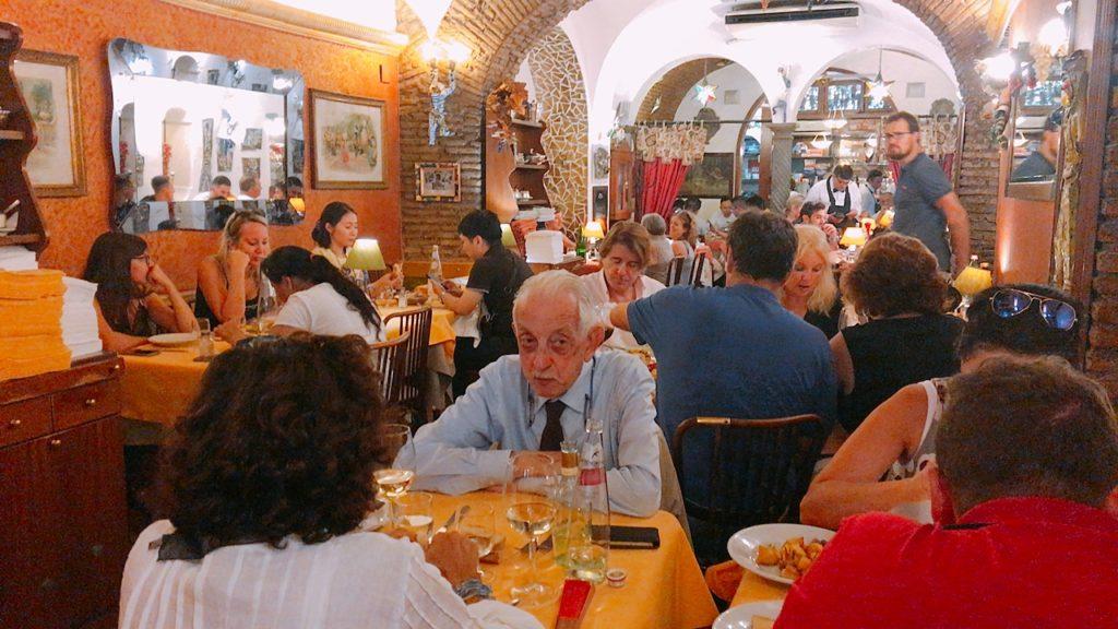ローマ ランチ レストラン おすすめ