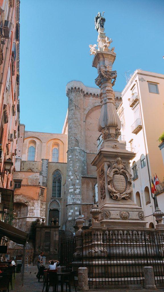 ナポリ 観光
