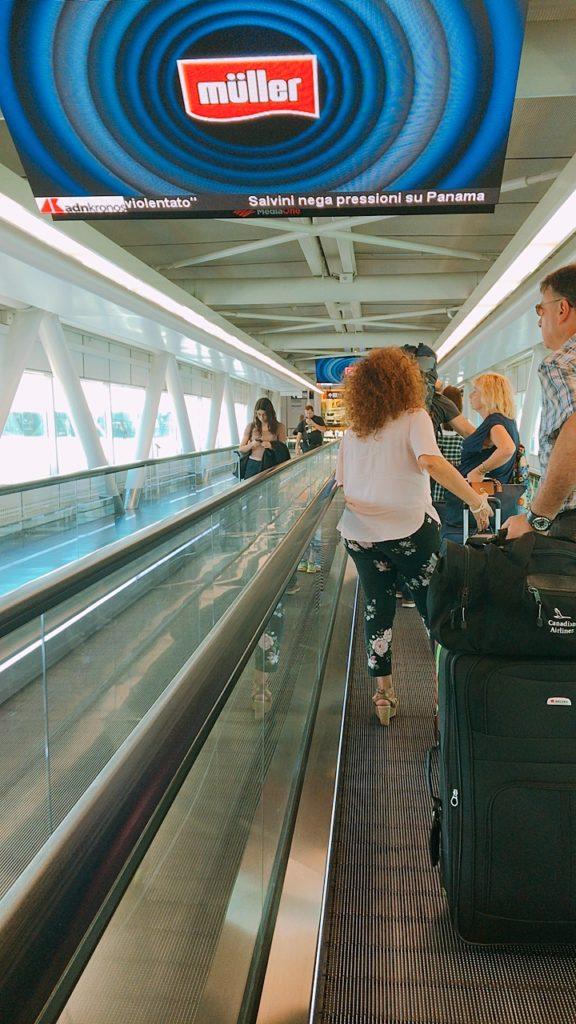 ローマ 空港