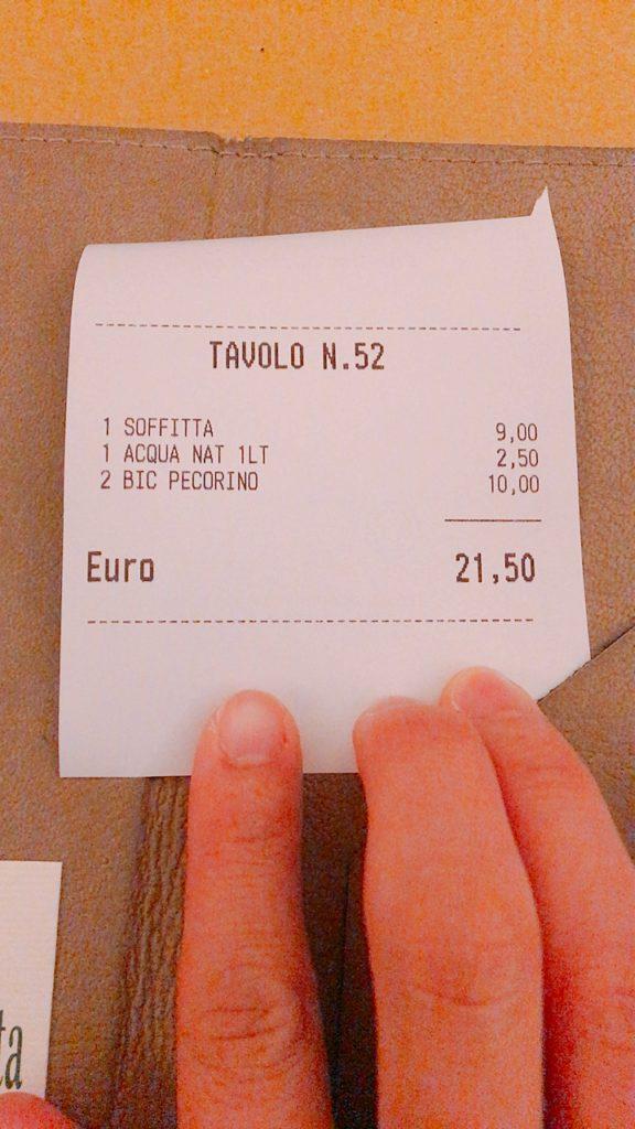 ローマ ピザ 安い