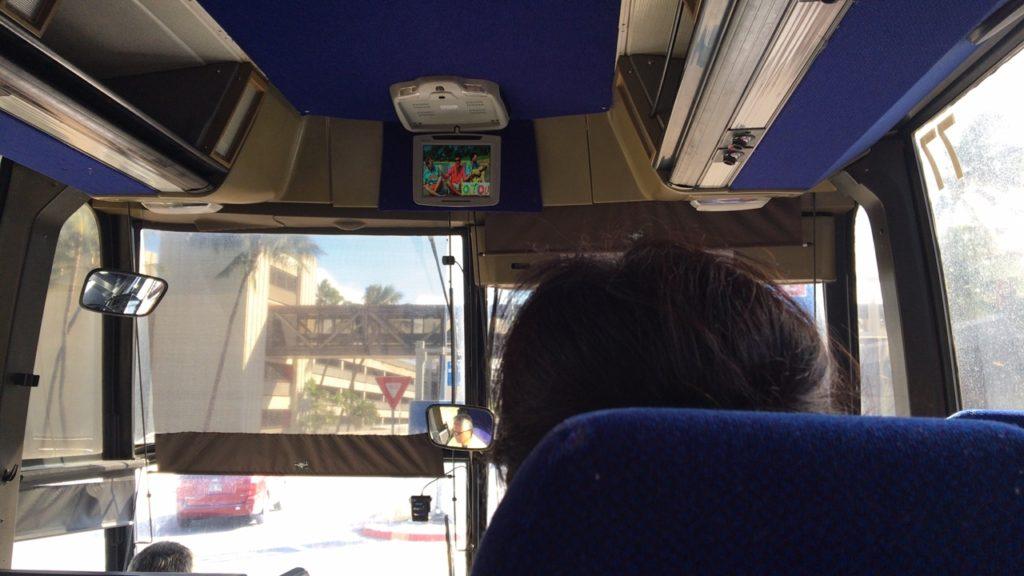 ワイケレ シャトルバス 乗り場 バス停