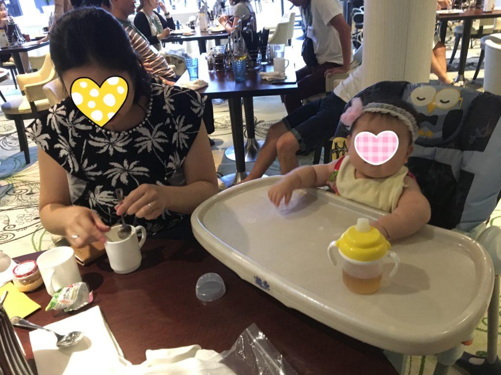 コスタクルーズ 赤ちゃん 持ち込み ベビーフード 離乳食