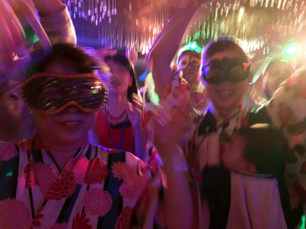 仮面舞踏会 カーニバル・オブ・ヴェニス コスタクルーズ コスタ イベント パーティ