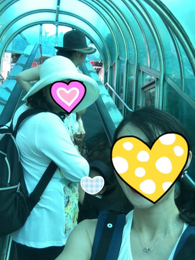 釜山 龍頭山 無料シャトルバス 送迎