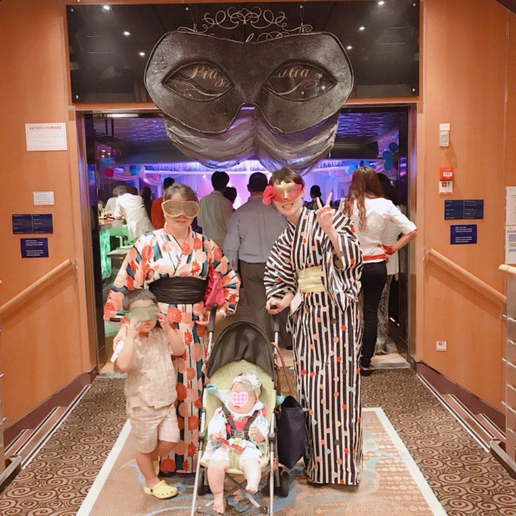 仮面 イベント カーニバルオブベニス マスク