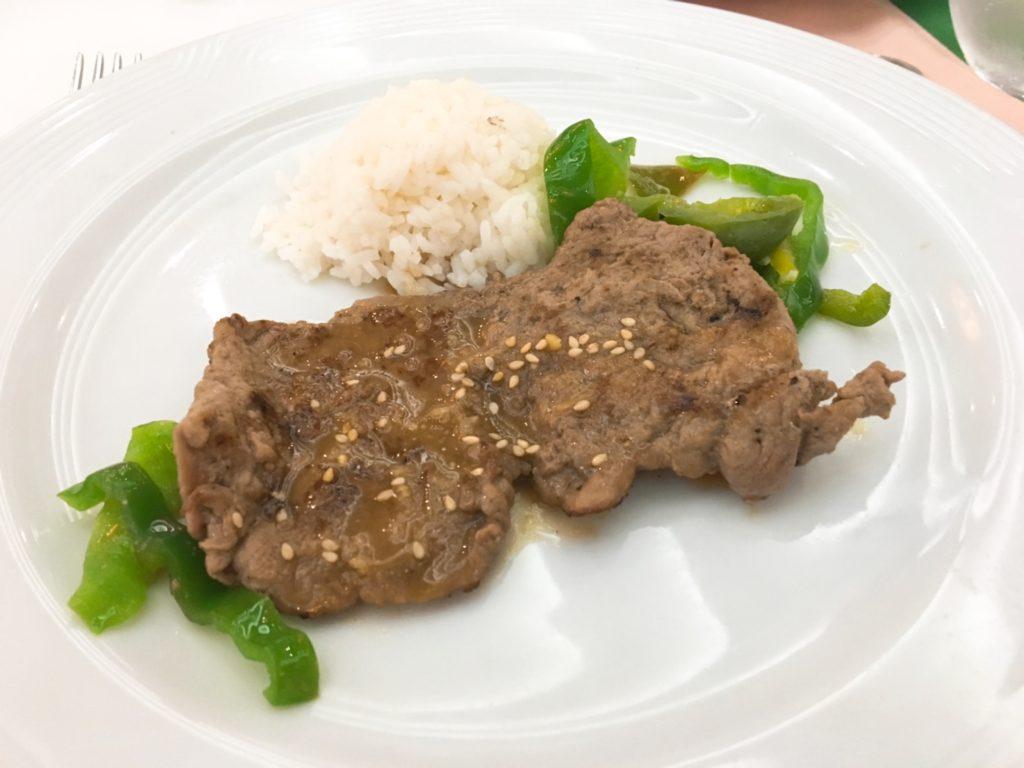 ディナー コスタクルーズ レストラン