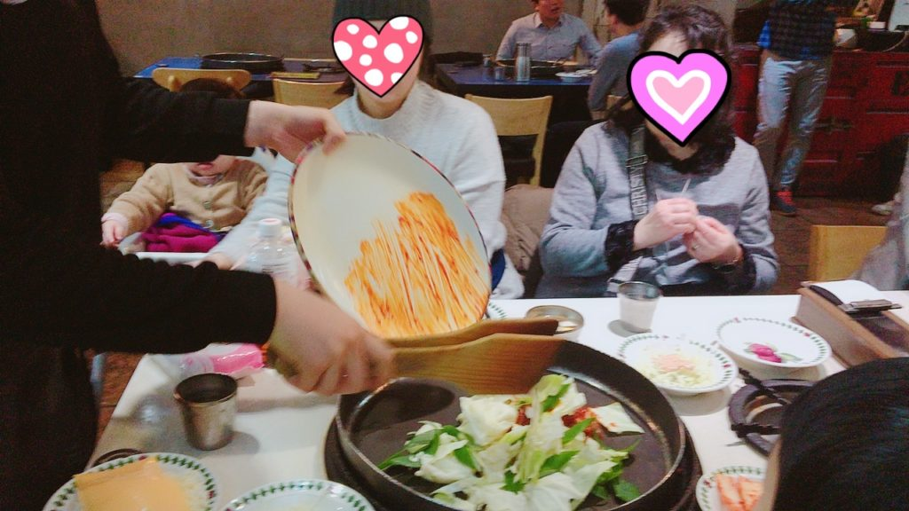 チーズタッカルビ オススメ プサン 焼き肉 ナンポドン
