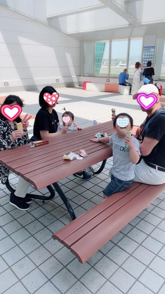 福岡空港 送迎デッキ 展望デッキ デッキ