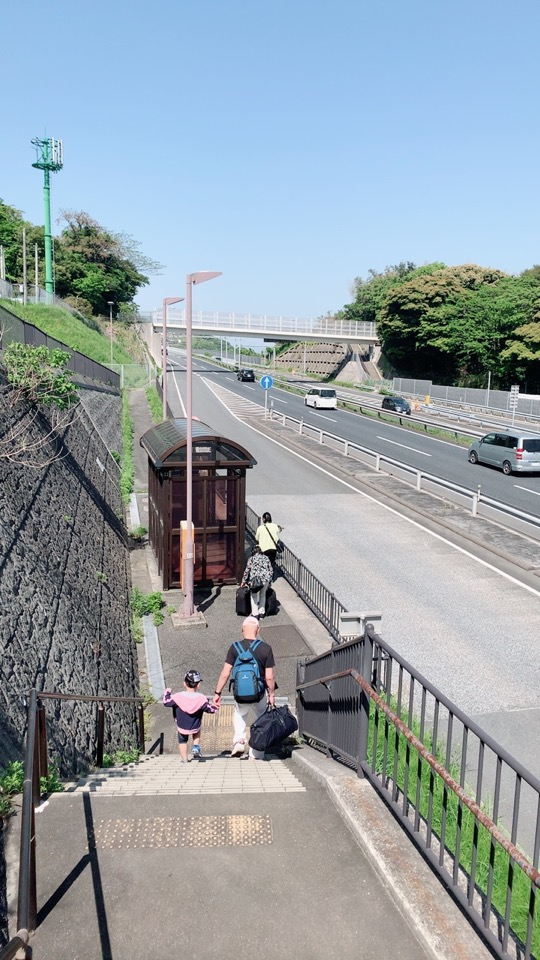 西鉄バス 西鉄高速バス 帆柱ケーブル