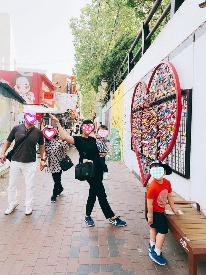 金光石通り テグ 大邱 観光 観光地 ブログ 旅行記