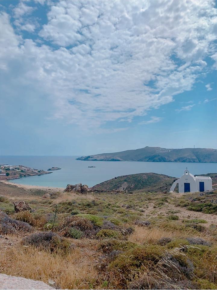 ミコノス島 観光 ビーチ おすすめ 教会