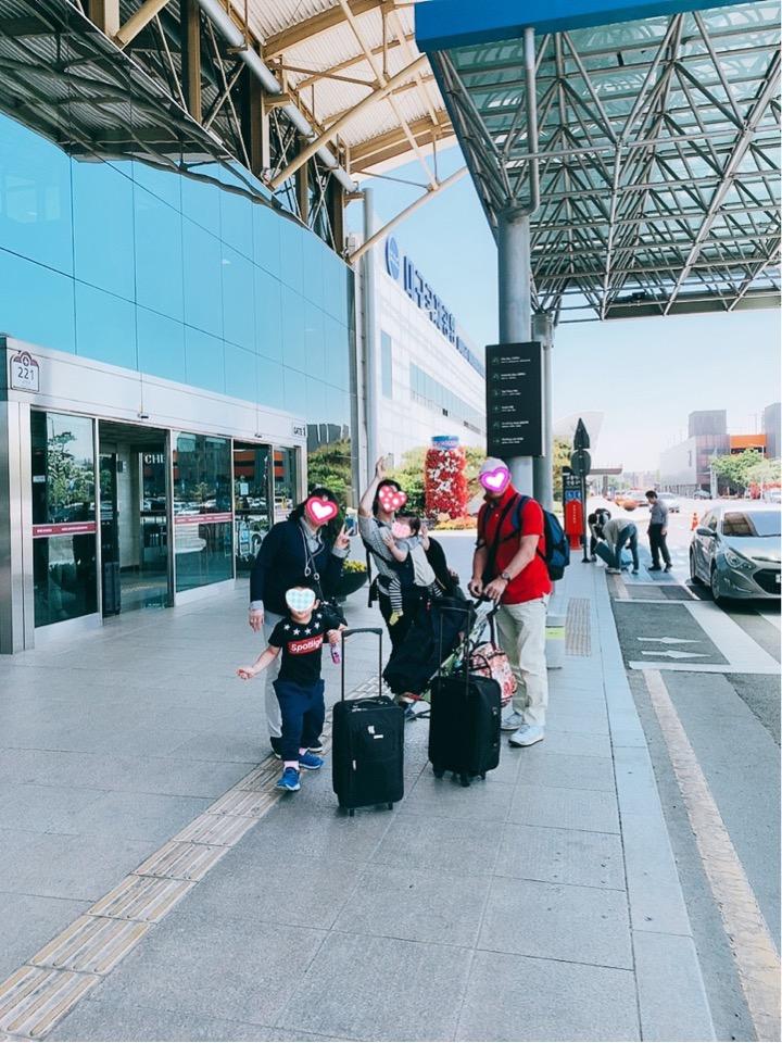大邱 空港 子連れ 旅行 ブログ